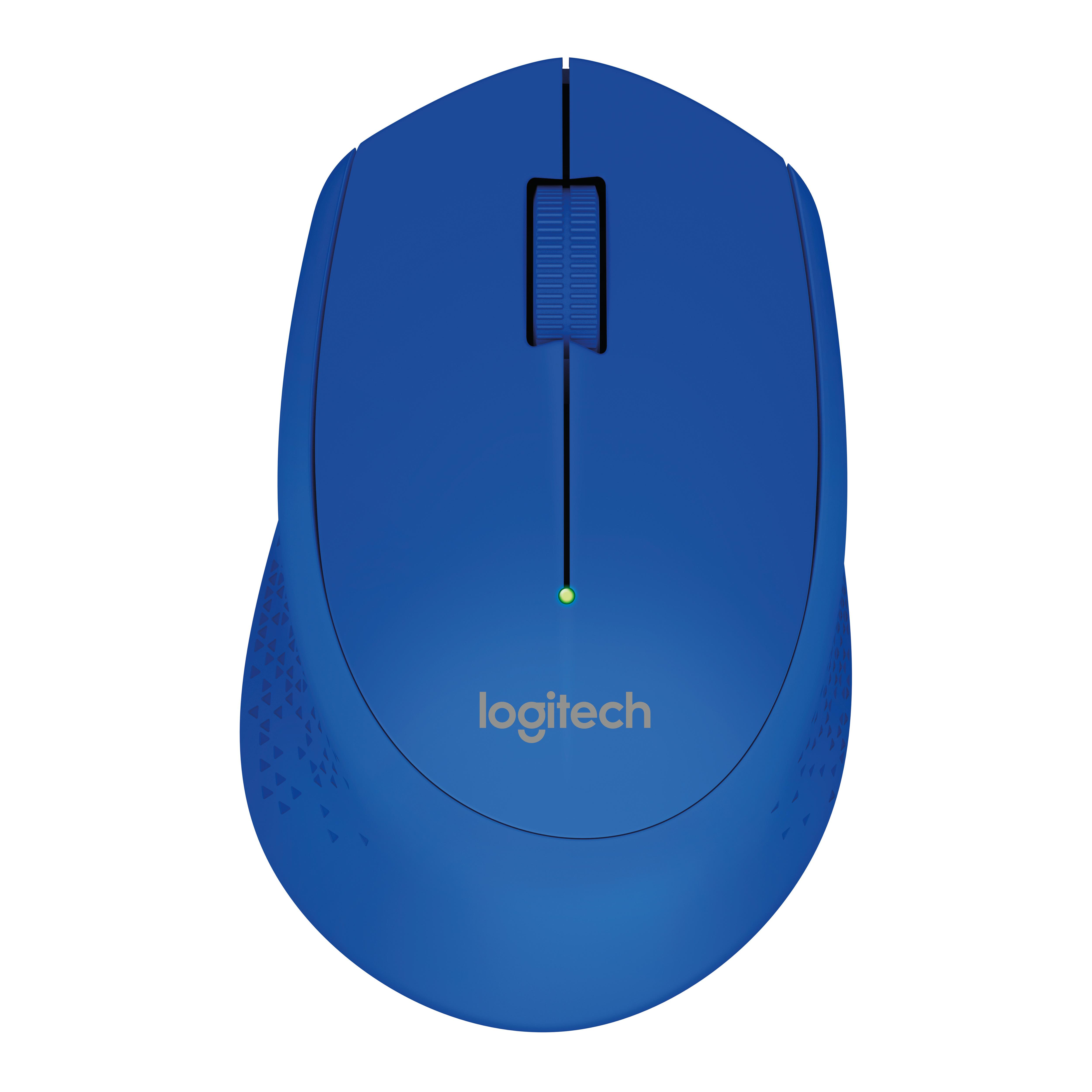 M280 Wireless Mouse, Blue