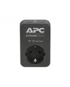 APC Essential Surgearrest PME1WU2B-GR - Överspänningsskydd - AC