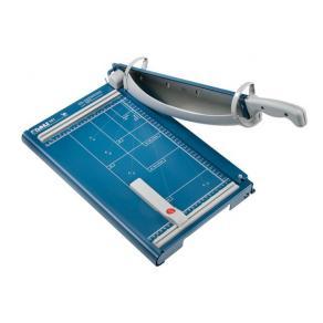 Skärmaskin DAHLE 561 A4, giljotin 360mm, automatisk press, 35ark