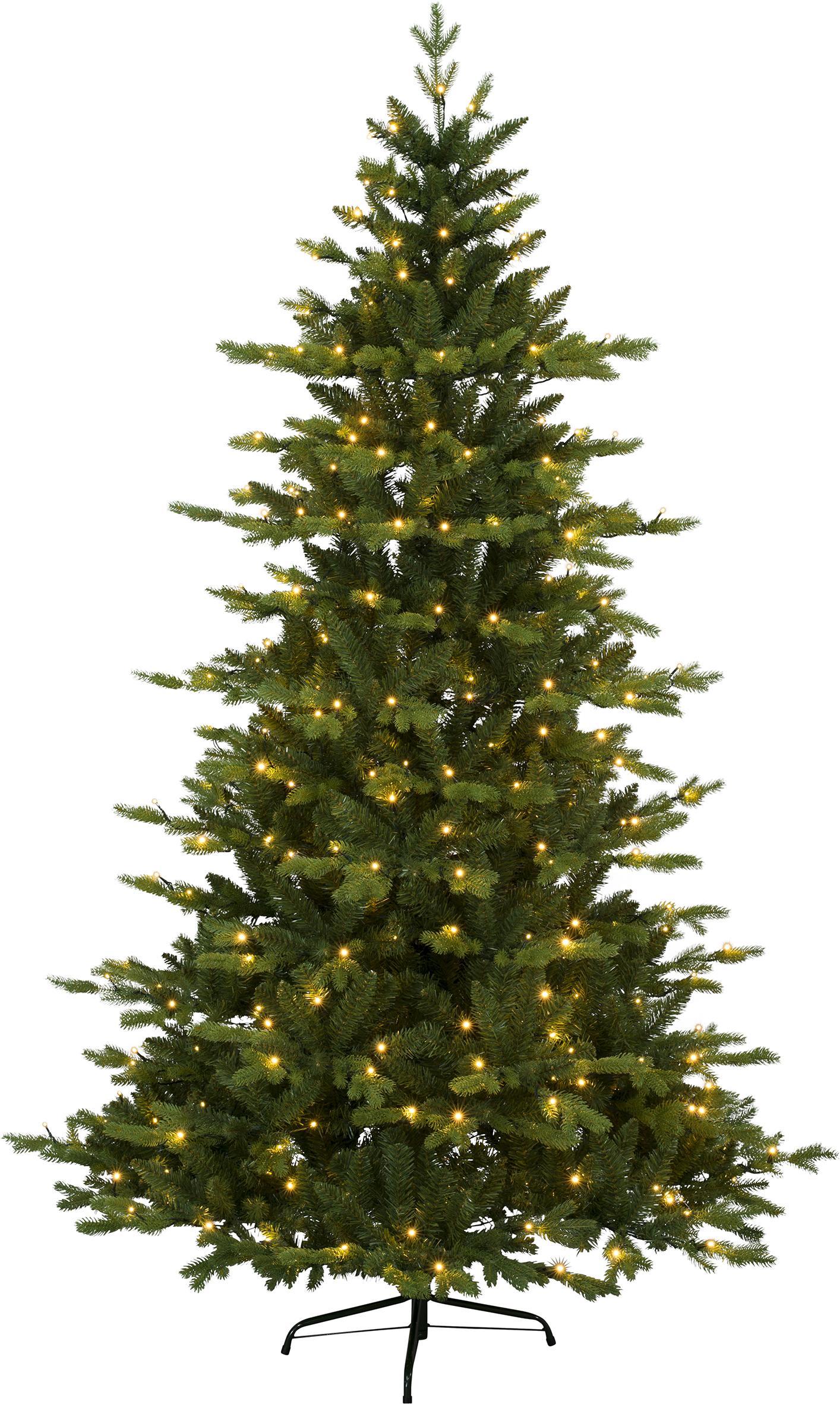 Julgran med LED Larvik 270