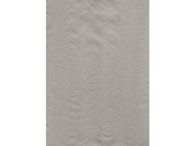 Presentpapper Ribbad Kraft Silver, 57cm x 204m