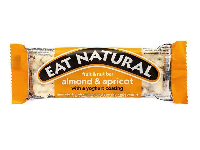 Energibar EAT NATURAL Aprikos & Yoghurt, 45g, 12st 12st