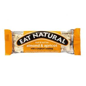 Energibar EAT NATURAL Aprikos & Yoghurt, 45g, 12st