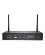 SonicWall TZ270W - Säkerhetsfunktion - GigE, 802.11ac Wave 2