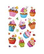 Herma stickers Decor muffins (2)