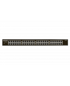 NETGEAR SOHO GS348 - Switch - ohanterad - 48 x 10/100/1000