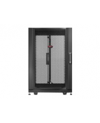 """APC NetShelter SX - Rack - skåp - svart - 18U - 19"""" - för P/N:"""