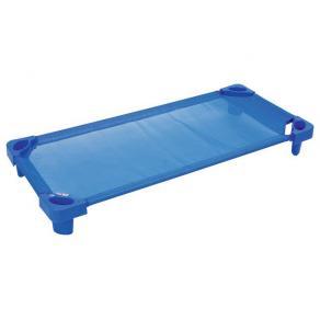 Stapelbar säng blå