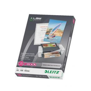 Laminat Leitz A5 UDT Klar, 125 mic, 100/fp
