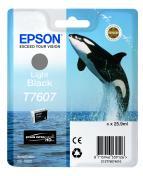 Bläckpatron EPSON C13T76074010 Light Sva