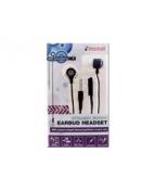 Insmat - Headset - inuti örat - kabelansluten
