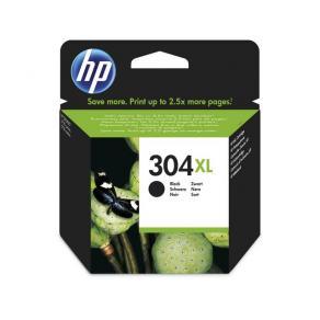 Bläckpatron HP N9K08AE 304XL Svart