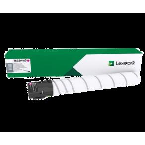 Toner LEXMARK 76C0HM0 HC Magenta