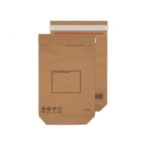 E-Handelspåse papper 370x300x80mm 100/F