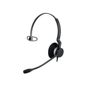 Headset Jabra BIZ 2300 Mono QD, Bordstelefon, USB & 3.5mm