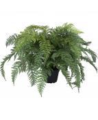 Växt konstgjord Ormbunke 45cm