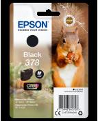 Bläckpatron EPSON C13T37814010 Svart