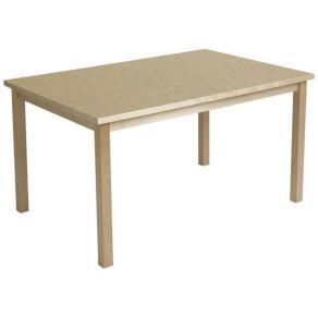 Tapiflexbord 80x140cm höjd 58cm sand