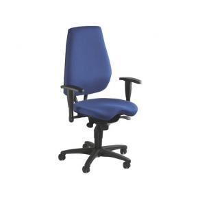 Kontorsstolar - Kontorsstol TOPSTAR Ergo Basic blå