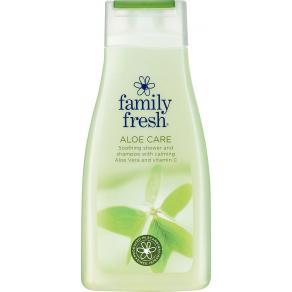 Duschcreme Fam Fresh Aloe Care