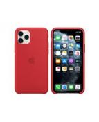 Apple (PRODUCT) RED - Baksidesskydd för mobiltelefon - silikon