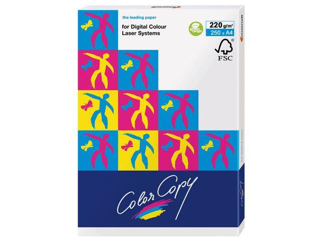 Kopieringspapper Color Copy A4, 220g, 250 ark