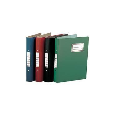 Ringpärm A4 Grön, konstläderpapp, 29mm