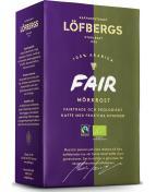 Kaffe Löfbergs Fair mörkrost malet 450g