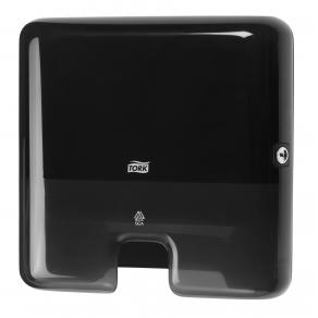 Dispenser Handduk TORK Xpress Mini H2, svart