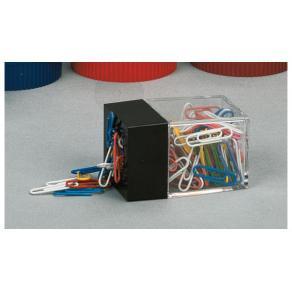 Gemkopp Magnet Svart/Transparent, 7cm