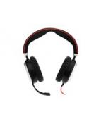 Headset Jabra Evolve 80 MS stereo 3,5mm (USB tillval)