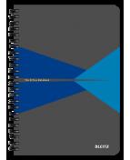Anteckningsblock LEITZ kart A5 linj blå