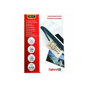 Laminat FELLOWES 75x105mm 125 mic 100/F