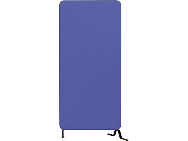 Golvskärm Softline Blå, 150x80cm