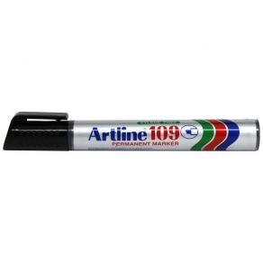 Märkpenna ARTLINE 109 sned 2-4mm svart