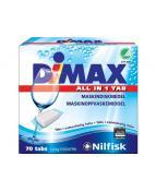 Maskinoppvask DIMAX tabletter (70)