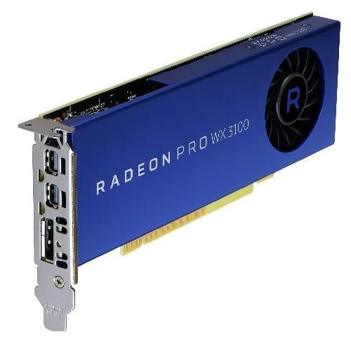 AMD Radeon Pro WX 3100 - Grafikkort - Radeon