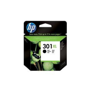 Bläckpatron HP CH563EE 301XL Svart