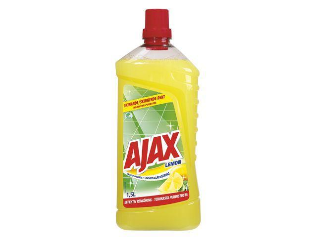 ajax allrengöring säkerhetsdatablad