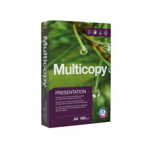 Kopieringspapper MultiCopy Presentation A4, 160g, 250/fp