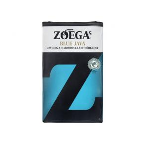 Kaffe Zoega Blue Java, brygg, 450g, 12st