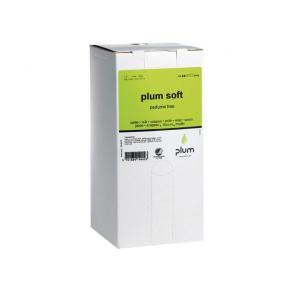 Tvål Plum Soft oparfymerad kassett 1,4L