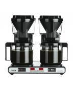 Kaffebrygg dubb Moccamaster sv