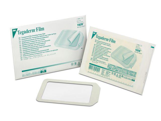 Filmförband transparent Tegaderm 15x22cm 10/FP