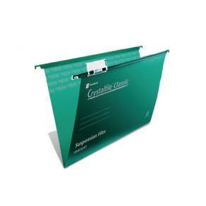 Hängmapp REXEL V-bunden A4 grön
