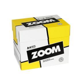 Kopieringspapper Zoom A4, hålat, 80g, 5x500/fp