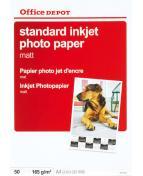 Fotopapper OD A4 matt 50/fp
