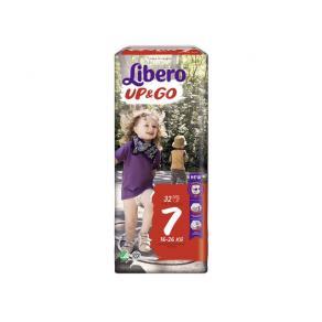 Blöja LIBERO Up&Go S7 16-26kg 32/FP