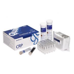 CRP-kit Quikread go med kap 50/FP