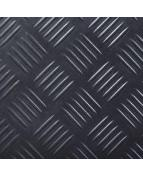 Golvskydd, vinylplast, 100x120cm
